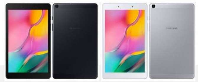 """Samsung Galaxy Tab A 8.0 (2019) announced with an 8"""" display and 5,100 mAh battery"""