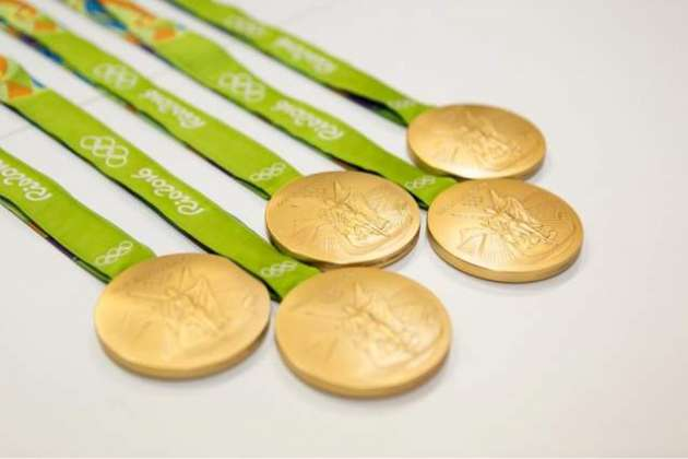 All of the 2020 Olympic medals will be made from recycled gadgets