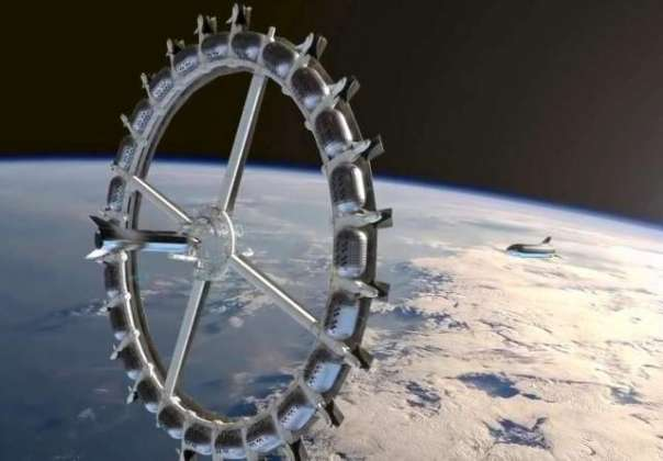 World's first space hotel designed to accommodate 400 people