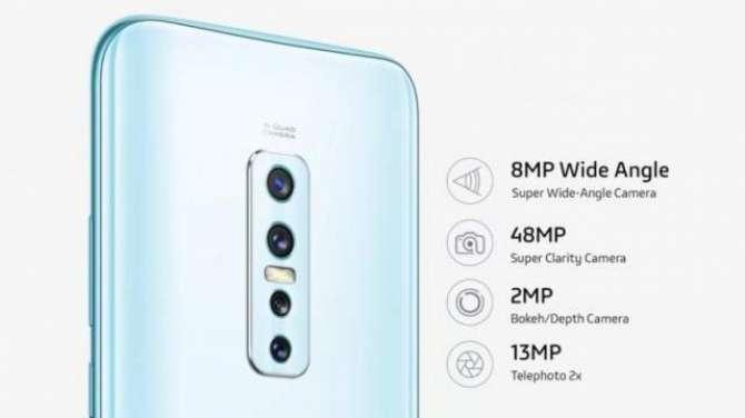 vivo V17 Pro announced: Snapdragon 675 SoC  and dual pop-up camera