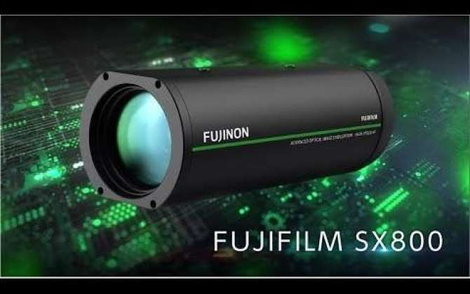 Fujifilm's first surveillance camera can read a license plate from 1km away