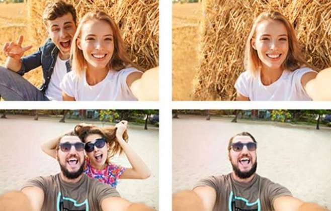 Online Service Lets You Erase Your Ex from Meaningful Photos