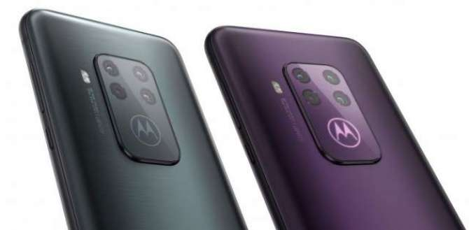 """Motorola One Zoom unveiled with 48MP and 3x tele camera, 6.4"""" OLED screen"""