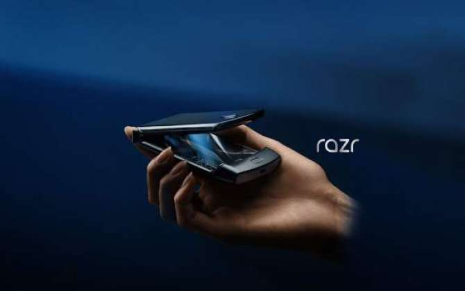 The new Motorola Razr is here with a 6.2