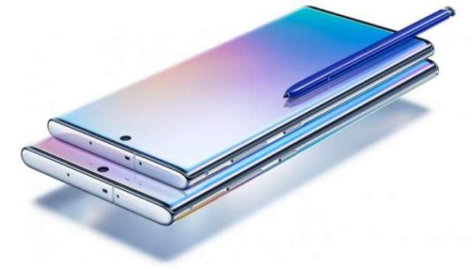 Samsung Galaxy Note10 and Note10+ arrive with new S Pen, faster charging
