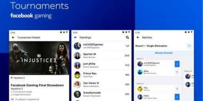 Facebook's New Tool Lets Gamers Plan Their Own Esports Tournaments