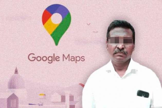 Indian Man Allegedly Files Complaint Against Google Maps for Ruining His Marriage