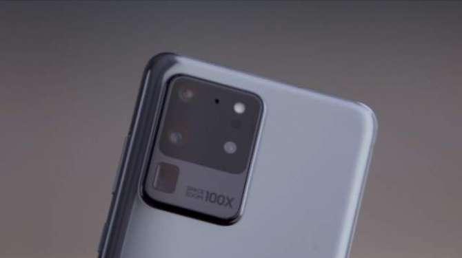 The Samsung Galaxy S20 Ultra has a 108MP main camera and a 48MP periscope zoom camera