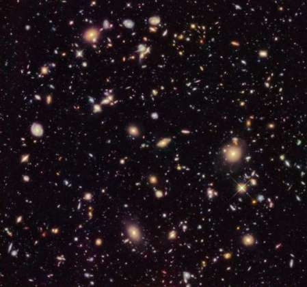 Hubble Space Telescope Was Launched Thirty Years Ago