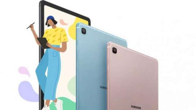 """Samsung Galaxy Tab S6 Lite unveiled: 10.4"""" display, S-Pen support, and 7,040 mAh battery"""