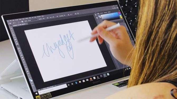 Acer's ConceptD 7 Ezel laptop is part tablet, part mini desktop