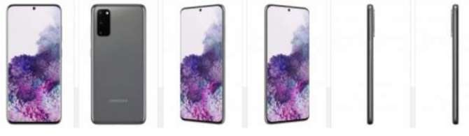 Samsung Galaxy S20 and S20+ come with 120Hz screens, 8K-capable 64MP camera