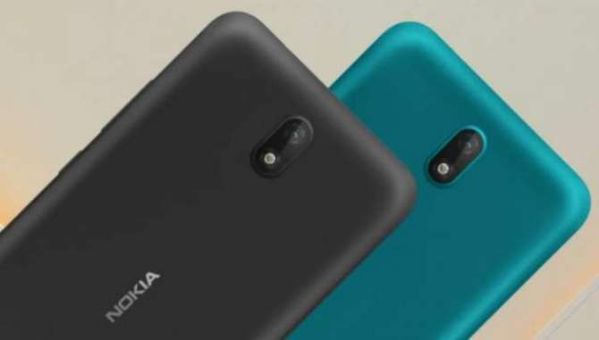 Android Go-powered Nokia C2 debuts with front-facing flash