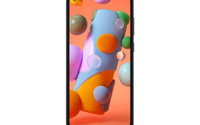 Samsung Galaxy A11 quietly announced with entry-level specs, punch-hole display