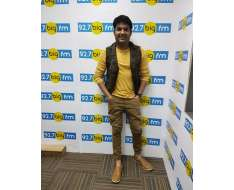 kapil sharma today for 92.7 big fm promoting styled by