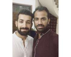 have good news to share, my brother ahsan is getting married soon inshallah. wish abu was here for these celebrations.. everything just feels incomplete without his presence. miss you abu