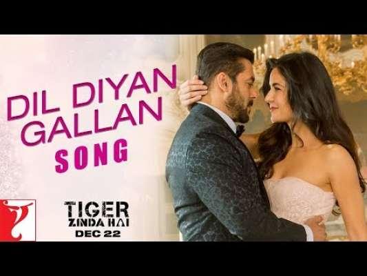 tiger zinda hai dil diyan gallan audio song free download