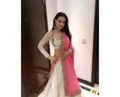 wearing .. last night in delhi .. weddings .. soo much dancing n soo much fun