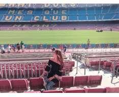 at camp nou fcb in barcelona