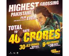 and teefa in trouble becomes the highest grossing pakistani film ever... so so proud to have been part of this, congratulations team teefa...