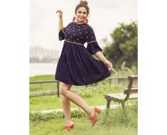 september dreams are made up of this black dress from koovs.com styling credits photography makeup hair