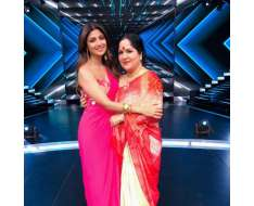 shot with the my mom for .made some unforgettable .thankyou my friends and for all the love happiness. what a laugh riot a must watch episode..
