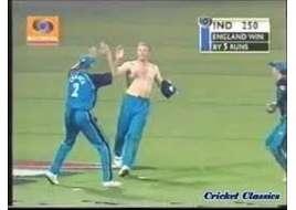 Andrew Flintoff Shirt Off vs India 2002 Mumbai | One of India's Most Heartbreaking Cricket Moments
