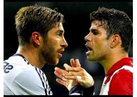 The Dirty Side of Real Madrid vs Atletico Madrid