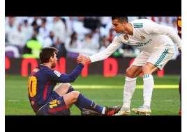 Cristiano Ronaldo vs Lionel Messi - Respect Moments ● HD