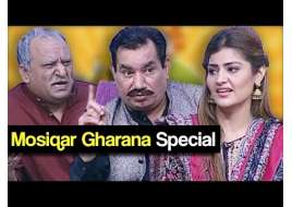 Khabardar Aftab Iqbal 8 June 2018 - Mosiqar Gharana Special