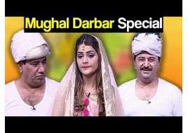 Best Of Khabardar With Aftab Iqbal - 6 June 2018 - Mughal Darbar Special