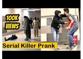 Serial Killer Prank in Pakistan