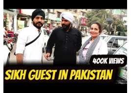 Sikh Guest in Pakistan | Kartarpur (Corridor) Special