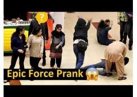 Epic Force Prank in Pakistan