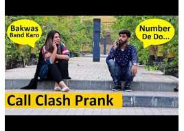 Epic - Call Clash Prank on Boys By Girl