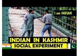 Indian Guest in AZAD KASHMIR