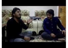 Javed Bashir & Hamza Hashmi   Aaj Ibaadat   Cover Bajirao Mastani , Suristaan