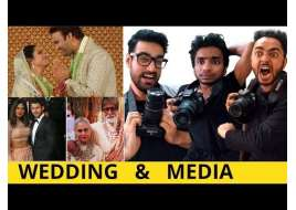 Isha Ambani Wedding & Media - Chote Miyan