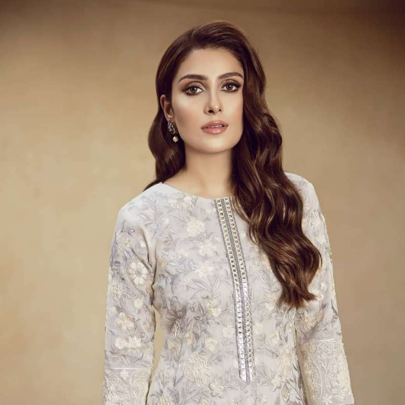 e47de27bdd Alkaram Festive Collection 2. Styled By Hair And Makeup Photography by  Ayeza Khan