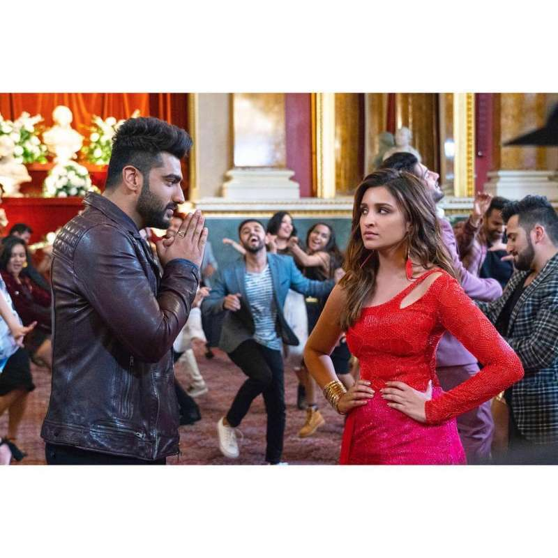 Folding his hands in respect baba you need to greet me like this baba you need to greet me like this every morning ok peeps badshah and rishi rich making us dance on their tunes by parineeti chopra m4hsunfo