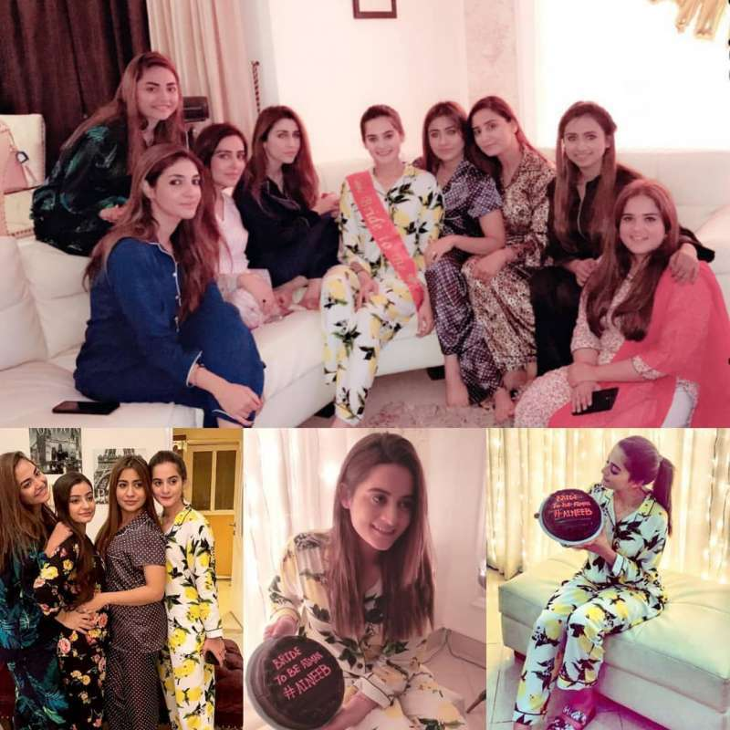 pictures from bride to be bridal shower all pak drama page new photo