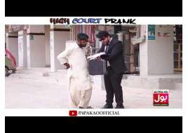 | High Court Prank | By Nadir Ali in | P4 Pakao