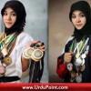 Khatoon Karate Master Gold Medal K Liay Pur Azm. Samosay Baichnay K Liay Google Ki Mulazmat Chor Di - YouTube