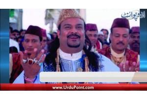 Maroof Qawal Amjad Sabri Ki Aaj Pehli Barsi... Raveena Tandon Ki Saree Huwi Troll