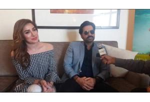 Punjab Nahi Jaungi - Interview With Humayun And Mehwish