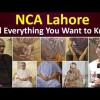 NCA - National College Of Arts Lahore, Admission Process & Student Life At NCA. Brief Report