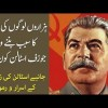 Who Was Joseph Stalin, His Biography And Incidents