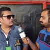 Meet Multan Sultans' Brand Embassodar Fakhar-e-Alam At Sharjah Stadium - PSL 3 @ UrduPoint