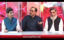 2nd Day of EID: Meet Humorous Punjabi Poet Saeed Ulfat & Fiction Writer Mudassir Bashir
