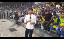 Peshawar Zalmi Vs Quetta Gladiators - People enjoying at Lahore Stadium - PSL 3